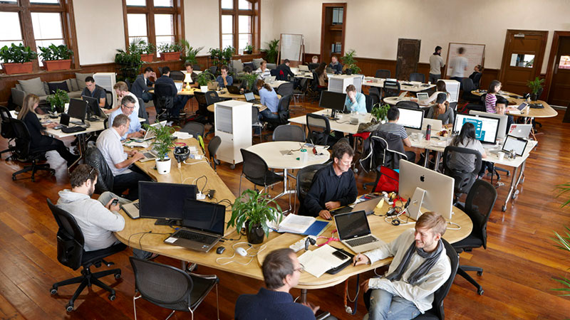 Future of Work and Flexible Workspaces