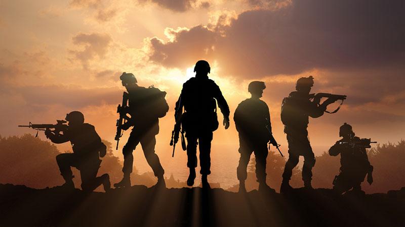 SADIG Soldiers