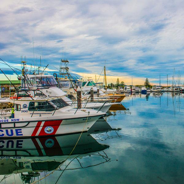 Bermagui RDA Far South Coast |  Editorial credit: Alf Manciagli / Shutterstock.com