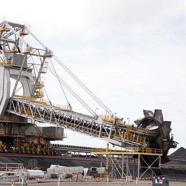 Coal Loader | Hunter RDA