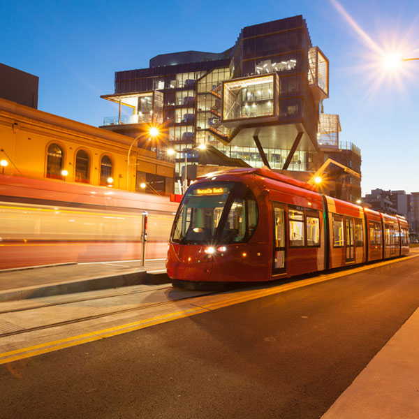 Newcastle Light Rail | RDA Hunter