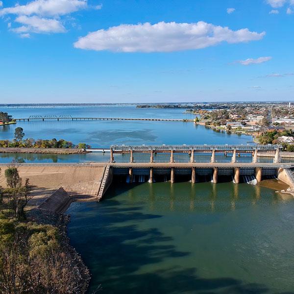 Murray RDA Lake Mulwala
