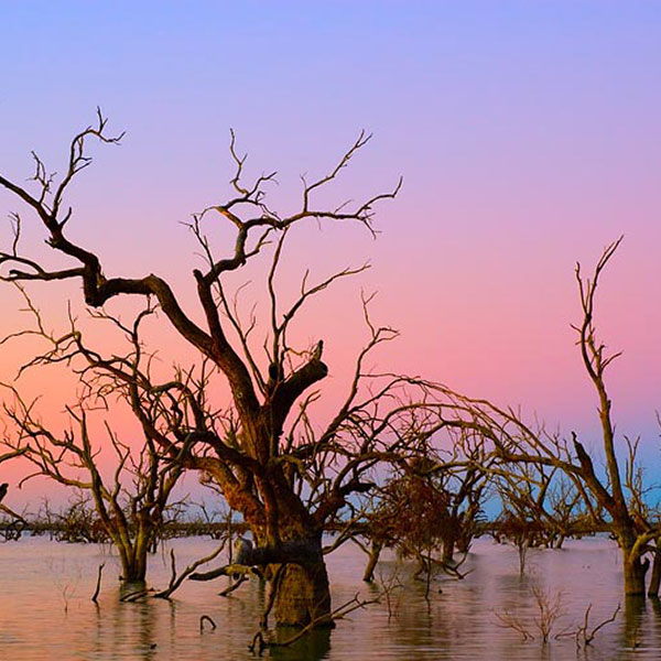 Lake Pamamaroo Far West NSW © Ilya Genkin Photography