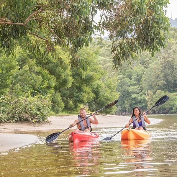 Shoalhaven River © Destination NSW